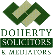 Doherty Solicitors in Ennis Co. Clare logo - leading Personal Injury Claims Solicitors