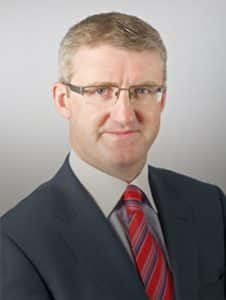 Frank Doherty owner of Doherty Solicitors in Ennis, Co. Clare covering personal injury cases around Clare Limerick and Galway